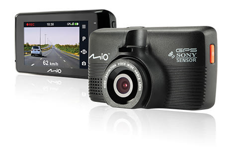 【煜茂】MIO 698【贈 16G+後扣+3孔】SONY星光級感光元件 1080P GPS測速 行車記錄器