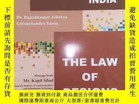 二手書博民逛書店Intellectual罕見Property laws:INDI