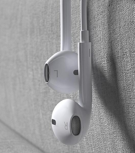 Apple/蘋果耳機入耳式