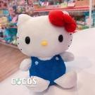 日本正版 三麗鷗 KITTY 造型玩偶雙面捲尺 吊飾 玩偶 娃娃 COCOS TY300