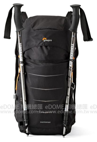 LOWEPRO 羅普 Photo Sport BP 300 AW II 攝影運動家 黑色 (24期0利率 免運 立福貿易公司貨) 後背相機包