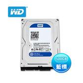 威騰 WD 藍標 500GB 3.5吋 桌上型硬碟 WD5000AZLX
