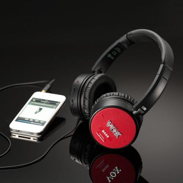 VOX amPhones TWIN 耳罩式前級 效果器/音樂 兩用耳機【電吉他專用/音樂專用】