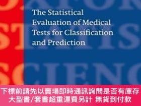 二手書博民逛書店The罕見Statistical Evaluation Of Medical Tests For Classifi