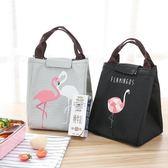 手提包拎飯盒包袋保溫帆布便當包大號碼學生午餐盒包防水保冷袋·樂享生活館
