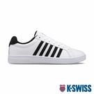 【超取】K-SWISS Court Tiebreak時尚運動鞋-男-白/黑