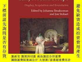 二手書博民逛書店A罕見Taste For Luxury In Early Modern Europe-現代早期歐洲的奢侈品品味