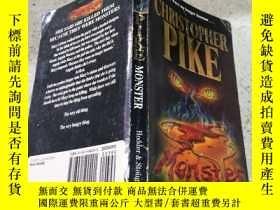 二手書博民逛書店Christopher罕見pike克裏斯托弗·派克Y200392