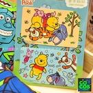 迪士尼悠遊卡票卡貼紙 小熊維尼熊屹耳跳跳虎小豬 悠遊卡票卡貼紙 COCOS DS025