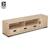 ♥多瓦娜 日式工業 貝卡6尺電視櫃-三色-036-Z1007-9 /另有茶几