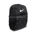 Nike 後背包 Brasilia Training Printed Backpack 黑 紅 男女款 印花 【PUMP306】 BA6039-010