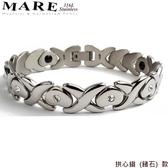 【MARE-316L白鋼】系列:拱心鑽﹙鍺石﹚  款