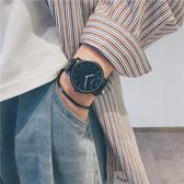 男手錶青少年手錶男中學生韓版簡約潮流個性潮男錶