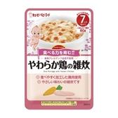 日本 KEWPIE HA17什錦雞肉粥隨行包80G (7個月以上適用)