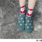 《ZB0514》韓國聖誕家族們中筒長襪 OrangeBear