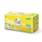 【春風】柔韌細緻抽取式衞生紙110抽*10包*6串-箱購