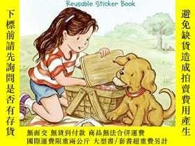 二手書博民逛書店Biscuit s罕見Busy Day Reusable Sticker BookY256260 Capuci