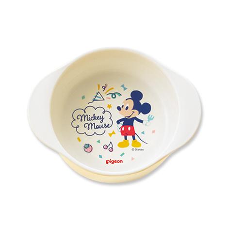 貝親 PIGEON 迪士尼寬口碗(米奇)【六甲媽咪】