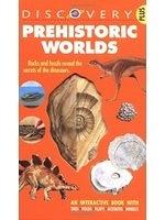 二手書博民逛書店《Prehistoric Worlds (Discovery P