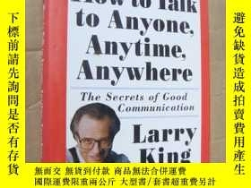 二手書博民逛書店How罕見to Talk to Anyone, Anytime,