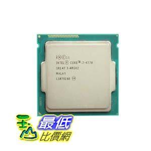 [103 玉山網 裸裝] Intel 酷睿四代 I7 4770 Haswell 3.4G 正式版散片CPU