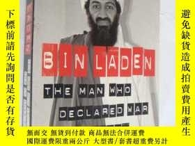二手書博民逛書店BIN罕見LADEN:The an who declared w