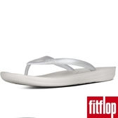 新品首降8折【FitFlop】IQUSHION ERGONOMIC TOE-THONGS(銀色)