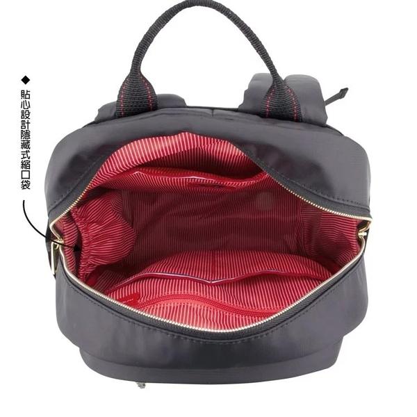 英國BESIDE-U 超輕大容量 多夾層後背包 可插拉桿後背包 休閒包 RFID防盜錄 BNUA2019 (4色)