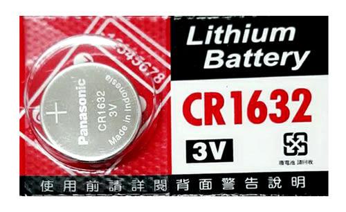 [ 中將3C ]  Panasonic CR1632 水銀電池(單顆) CR-1632