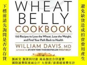 二手書博民逛書店Wheat罕見Belly CookbookY255562 William Davis Rodale Books