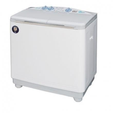 《台灣三洋SANLUX》 10kg雙槽半自動洗衣機(SW-1068)