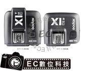 【EC數位】神牛 GODOX X1T-C +X1R-C TX TTL引閃器 觸發器  for Canon 套裝組
