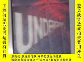 二手書博民逛書店英文原版罕見Underground by Tobias Hill