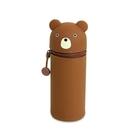 造型伸縮筆盒-小熊
