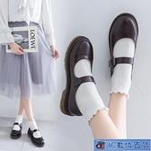 日系小皮鞋女英倫春季學生學院風復古瑪麗珍鞋軟妹基礎款jk制服鞋 3C數位百貨
