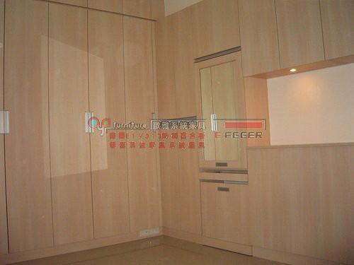 歐雅系統家具 系統櫃 系統廚具 專業施工品質保正 德國進口E1V313防潮塑合板 B0035