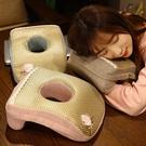 午睡枕 辦公室午睡神器桌上趴著睡午睡枕學生午休枕趴睡枕夏季兒童趴趴枕