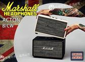 【小麥老師 樂器館】Marshall ACTON 藍芽喇叭 音響 公司貨保1年(黑/奶油白)