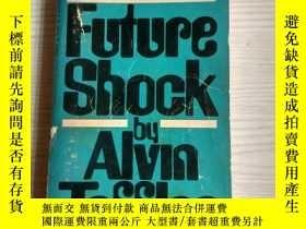 二手書博民逛書店FUTURE罕見SHOCK【英文原版书】32开Y18829 ALVIN TOFFLER