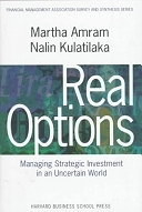 二手書博民逛書店《Real Options: Managing Strategic Investment in an Uncertain World》 R2Y ISBN:0875848451
