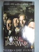 【書寶二手書T8/原文小說_GAD】The Man in the Iron Mask_Alexandre Dumas