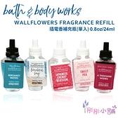 【彤彤小舖】Bath & Body Works Wallflowers 插電香 補充瓶 24mL BBW美國原廠