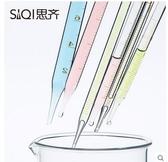 ☆.:*實驗貓【exp滴管sq】(玻璃刻度吸管)0.5ML~10ML 化學實驗器材玻璃滴管膠頭滴管