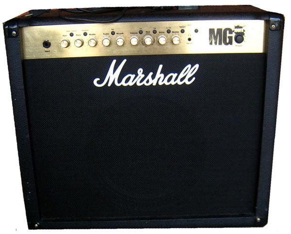 ★集樂城樂器★Marshall MG-100FX電吉他音箱!每個 $1200/日(24H)