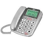 三洋 SANYO 來電顯示有線電話 TEL-831 銀