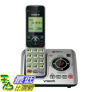 [106美國直購] 無繩電話 VTech CS6629 Dect 6.0 1-Handset Cordless Answering System