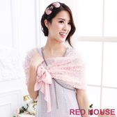 Red House 蕾赫斯-波浪披巾(共2色)