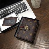 新款歐美短款女士小錢包折疊卡包多卡位時尚女錢夾皮夾多功能