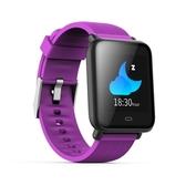 【JSmax】JSmax SW-Q9 旗艦款智慧健康運動管理手錶(運動紫色