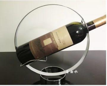 特價不鏽鋼紅酒架 (銀色)